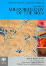 An Atlas of Microbiology of the Skin (Encyclopedia of Visual Medicine -ExLibrary