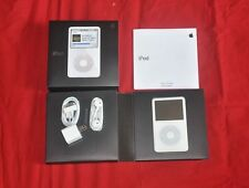 Apple iPod classic 5th Generation White 60GB MP3 Video Player(original packaging