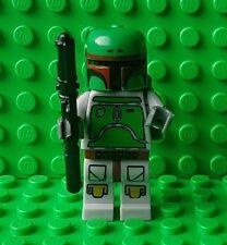 Boba Fett (Cloud City) Minifigure - Star Wars/The Force Awakens - Fits Lego