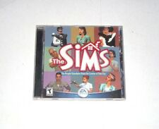 The Sims PC CD-ROM Game 2000 Windows People Simulator Complete Original Classic