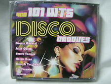 Disco Grooves 101 Hits Box-Set 4 CD
