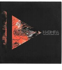 Khompa - The Shape Of Drums To Come - indie promo album