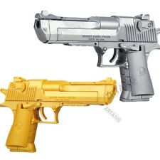 50% OFF HOT SALE  Gold Or Silver Desert Eagle Nerf m1911 Rifle Toy Pistol Gun