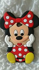 ES- PHONECASEONLINE FUNDA S MINNIE RED PARA SONY XPERIA E4