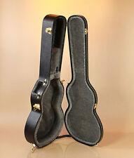 Parlor Guitar Hard Case: Small Single 0 Body Acoustic Plush Hardcase O hardshell