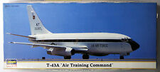 """Hasegawa 10632 T-43A """"Air Training Command"""" 1/200 scale kit AKS"""