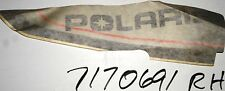POLARIS OEM NOS PURE ATV 03 ATV RH SPORTSMAN 7170691 STICKER DECAL