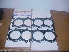 2 NEW Fel-Pro Multi-Layer Steel Head Gaskets for RO7.2 SB Chevy #26452044 NASCAR