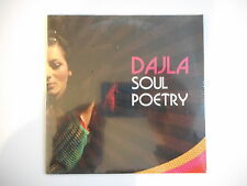 DAJLA : SOUL POETRY [ CD ALBUM PROMO NEUF PORT GRATUIT ]