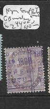 NIGER COAST PROTECTORATE (P1501BB) QV 1D GB USED IN FORERUNNER SGZ 44 VFU