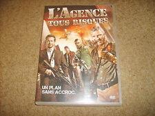 DVD L'AGENCE TOUS RISQUES - VF VOSTFR - Très bon état