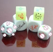 Sex Funny Adult Sexy Dice Game Love Humour Gambling Romance Erotic Craps Toy