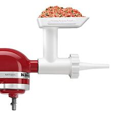 Sausage Stuffer Kit Attachment Food Ground Meat Grinder KitchenAid Stand Mixer