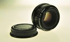 Smc Pentax-A Pentax 50mm F2 K Mount Camera Lens