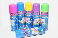 5 Cans Silly Goofy Crazy Prank Party String Spray Streamer Wedding Party
