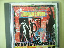 CD  Stevie Wonder  Jungle Fever - 1991 Motown 5300002
