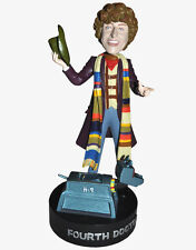*NEW* 4th Dr Doctor Who Light Up K9 Tom Baker Bobble Head Wacky Wobbler Knocker