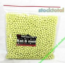 4000 BOLAS BGS AIRSOFT PELLETS 6 MM BB 0,12 G 7005 BCH