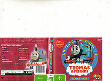 Thomas and Friends-Series Four-[26 Episodes 144 Minutes]-Animated TAF-DVD