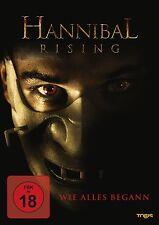 HANNIBAL RISING - Lecter - COMO ALLES BEGANN Silencio los corderos ) DVD nuevo