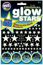 GLOW IN THE DARK STARS x 350 Ceiling Walls  Boys Girls Stickers Kids Bedroom