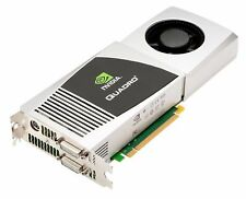 HP 536797-001 Nvidia Quadro FX5800 4GB 506133-003 Graphics Video Card