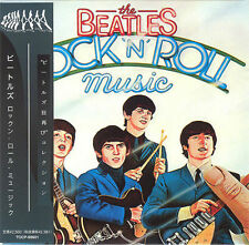 BEATLES ROCK'N'ROLL MUSIC NEW  CD MINI LP with  OBI
