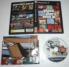 Grand Theft Auto III GTA3  - Jeu Playstation 2 Ps2 Import Jap Japan