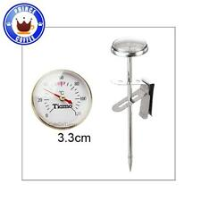 Tiamo MILK FROTHING THERMOMETER COFFEE BARISTA LATTE ESPRESSO WATERPROOF