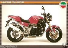 Motorcycle Brochure - Laverda - 650 Ghost (DC32)