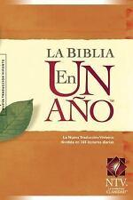 La Biblia en un Año (2011, Hardcover)
