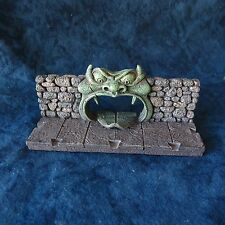 Dwarven Forge Master Maze Wicked Additions Face Wall  REPLACEMENT PIECE