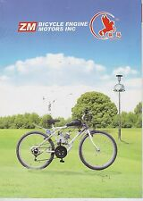 #MISC-1112 -  ZM BICYCLE ENGINE MOTORS catalog