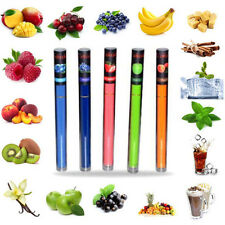 E-SHISHA PEN FLAVOUR HOOKAH VAPOR SMOKE DISPOSABLE ELECTRONIC 500 PUFFS Z1