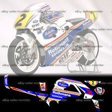 custom graphics kit for 2014 2015 2016 honda grom honda gp NSR racing theme