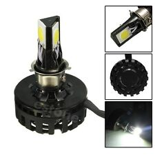12W-18W Motorcycle LED Headlight H4 Bulb Hi/Lo Beam Head Lamp for Harley 6V-36V