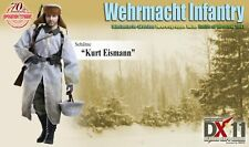 "Dragon Model DX-11 WWII German 1/6 Scale 12"" Kurt Eismann Werhmacht Infantry"
