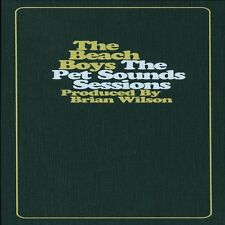THE BEACH BOYS - THE PET SOUNDS SESSIONS - 30th ANNIVERSARY: 4CD BOX SET (2015)