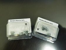 2 (Pair) Phonak or Unitron Hearing Aid Receivers Left and Right RIC Size: 3xS