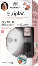 alessandro Striplac Try Me Kit French Rosé Starter Set/Kit (No 78-424) NEU 2016!