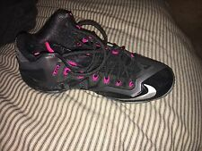 Nike Lebron 11's Miami Night size 9
