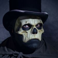 Baron Samedi Painted Latex Prosthetic