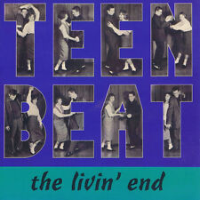 ROCK AND ROLL CD Teen Beat Volume 3 The Livin' End CD NEW Sealed All original
