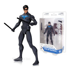 "7"" NIGHTWING figure SON OF BATMAN animated movie DC COLLECTIBLES universe 2014"