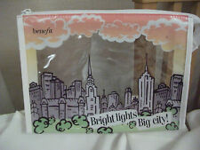 Benefit BRIGHT LIGHTS BIG CITY Make Up Bag - CITY CHICK - BRIGHT & SEXY