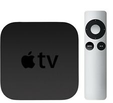 Apple TV 2nd Generation Digital HD Media Streamer W/Cable and Remote Refurbished
