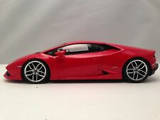 Kyosho Lamborghini Huracan LP 610-4 Metallic Red Sealed Body 1/18