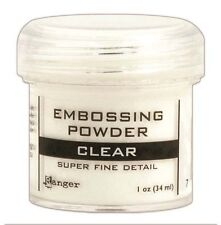 Ranger Super Fine white Embossing Powder 1oz Basic Emboss powder