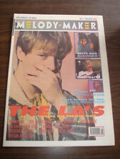 MELODY MAKER 1990 NOVEMBER 17 LA'S BETTY BOO SINEAD O'CONNOR PRINCE MADONNA