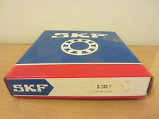 SKF 51132 F AXIAL SINGLE DIRECTION THRUST BALL BEARING / CAGE ASSEMBLY ONLY